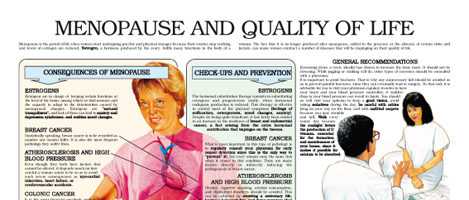 Menopause and quality of life