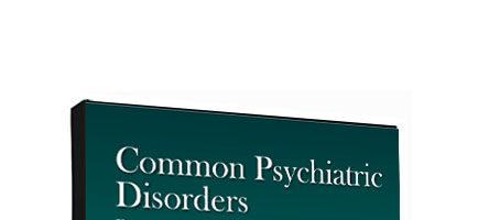 Common Psychiatric Disorders Pocket Guide